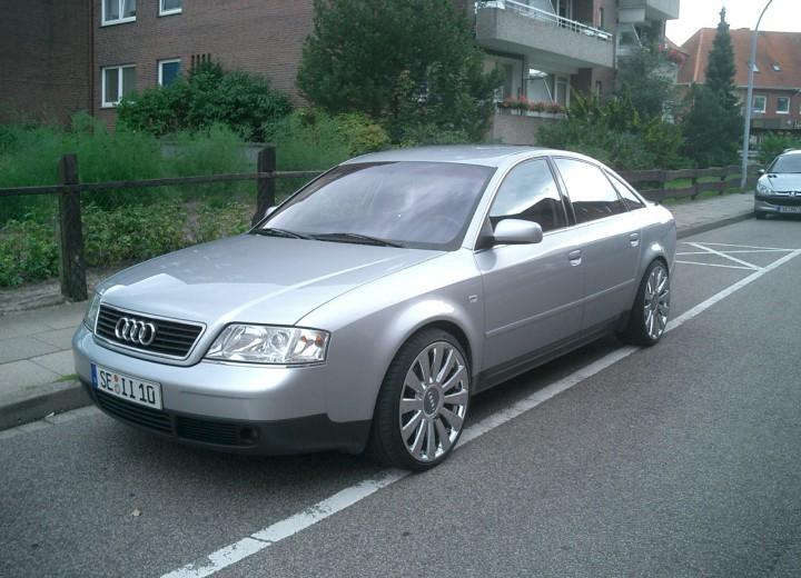 Установка ГБО на Audi A6 2.4 170Hp V6