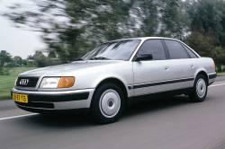 Установка ГБО на Audi 100 2.6 150Hp V6
