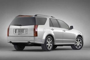 Установка ГБО на Cadillac SRX 4.6 324 Hp V8