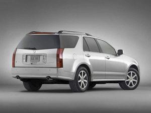 Cadillac SRX 4.6 324 Hp