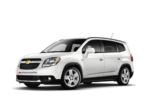 Установка ГБО на Chevrolet Orlando 1.8 141 Hp