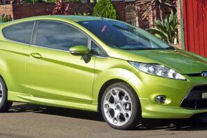 Установка ГБО на Ford Fiesta 1.6