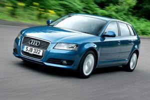 Установка ГБО на Audi A3 1.8 125Hp