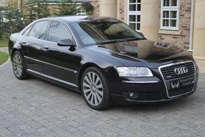 Установка ГБО на Audi А8 4.2 310Hp V8