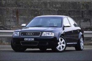 Установка ГБО на Audi S6 4.2 340Hp V8