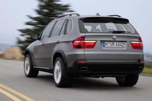 Установка ГБО на BMW X5 (E70) 4,8i 355 Hp