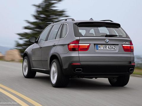 BMW X5 (E70) 4,8i