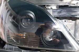 Замена оптики Lexus GX 470