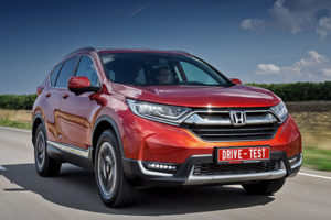 Установка ГБО на Honda CR-V 2.4 Earth Dream (непосредственный впрыск) Днепр