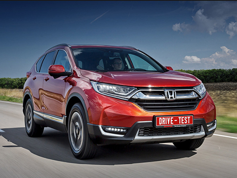 Honda CR-V 2.4 Earth Dream