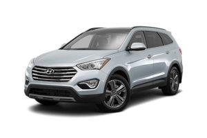 Установка ГБО на Hyundai Santa FE 2.7 173 Hp V6 Днепр