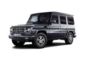 Установка ГБО на Mercedes-Benz G-500 5.0 W463 296Hp