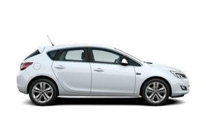 Установка ГБО на Opel Astra turbo 1.8 180Hp Днепр