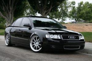 Установка ГБО на Audi A6 2.4 Quattro 170Hp V6