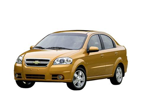 Установка ГБО на Chevrolet Aveo 1.4 94 Hp