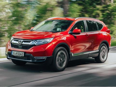 Установка ГБО на Honda CR-V 2.4 (RM) 4th generation, K24