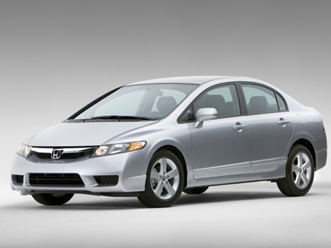 Установка ГБО на Honda Civic Hatchback 1.6 110 Hp