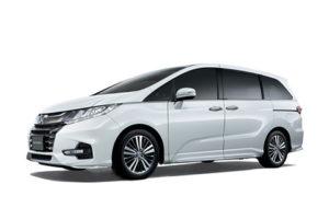 Установка ГБО на Honda Odyssey 3.5 243 Hp V6