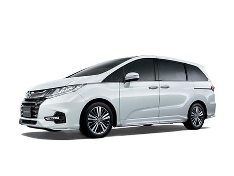 Установка ГБО на Honda Odyssey 2.3 150 Hp