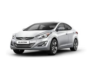 Установка ГБО на Hyundai Elantra 1.6 107 Hp