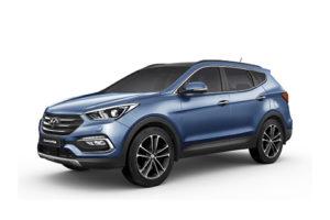 Установка ГБО на Hyundai Santa FE 2.4 150 Hp