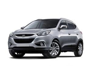 Установка ГБО на Hyundai ix35 (Tucson ix)2.0 166hp