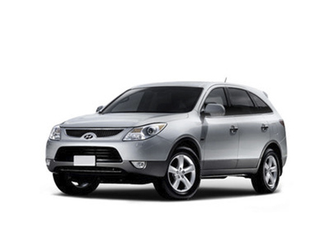Установка ГБО на Hyundai ix55 (Veracruz)3.8 260 hp