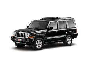 Установка ГБО на Jeep Commander 4.7 231 Hp V8