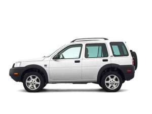 Установка ГБО на Land Rover Freelander