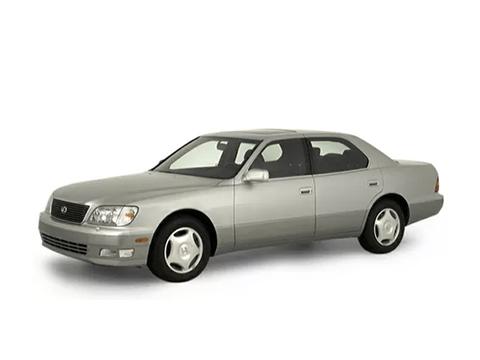 Установка ГБО на Lexus LS 400 4.0 294 Hp V8