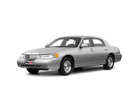 Установка ГБО на Lincoln Town Car 4.6 208Hp V8