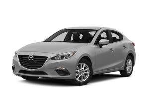 Установка ГБО на Mazda 3 1.6 105 Hp