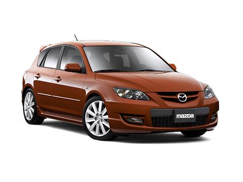 Установка ГБО на Mazda 3 Hatchback 1.6 104 Hp