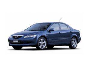 Установка ГБО на Mazda 6 Sedan 2.0 147 Hp