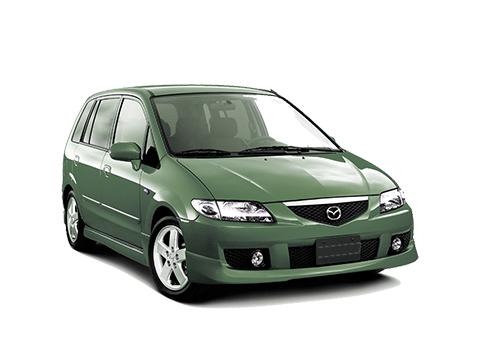 Установка ГБО на Mazda Premacy 1.8 135 Hp