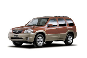 Установка ГБО на Mazda Tribute 3.0 203 Hp V6
