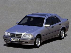 Установка ГБО на Mercedes-Benz C180 1.8 122 Hp