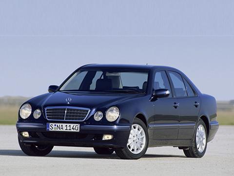 Установка ГБО на Mercedes-Benz E240 W210 2.4 V6