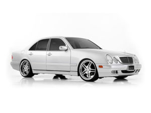 Установка ГБО на Mercedes-Benz E430 W210 4.3 279 Hp V8