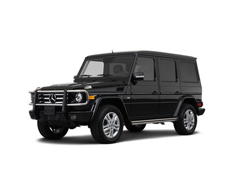 Установка ГБО на Mercedes-Benz G-360 3.6