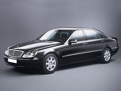 Установка ГБО на Mercedes-Benz S500 W220 5.0 306Hp V8