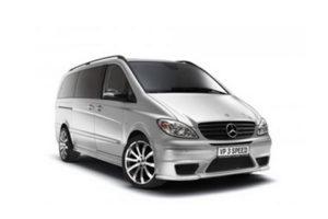 Установка ГБО на Mercedes-Benz Vito 2.8 V6