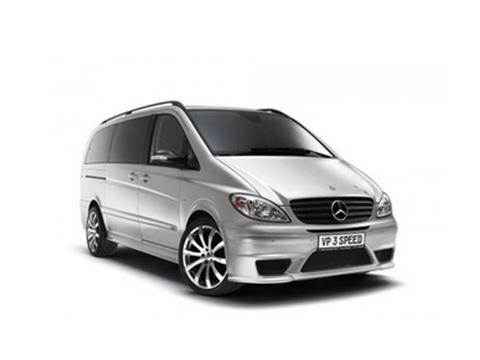 Установка ГБО на Mercedes-Benz Vito 2.3