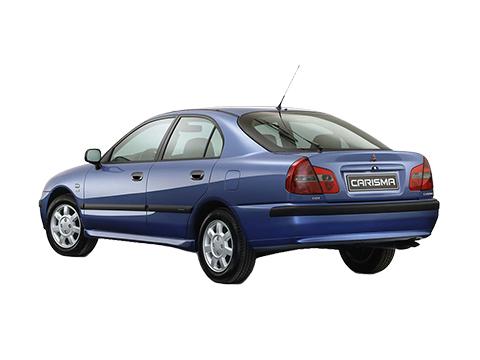 Установка ГБО на Mitsubishi Carisma 1.6 103 Hp
