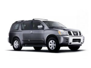 Установка ГБО на Nissan Armada 5.6 309 Hp V8