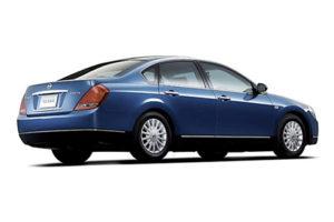 Установка ГБО на Nissan Tiana 2.5 182 Hp V6