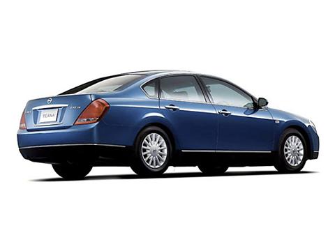 Установка ГБО на Nissan Tiana 2.3 173 Hp V6
