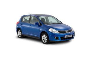 Установка ГБО на Nissan Tiida 1.6 110 Hp
