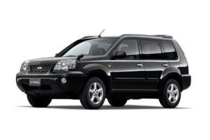 Установка ГБО на Nissan X-Trail 2.5 168 Hp