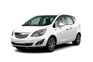 Установка ГБО на Opel Meriva 1.6 16V 100Hp